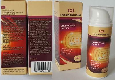 Hondrostrong crema dureri articulare pret pareri prospect forum farmacii